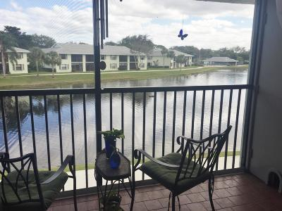 Palm Beach Gardens Condo For Sale: 801 Sabal Ridge Circle #G