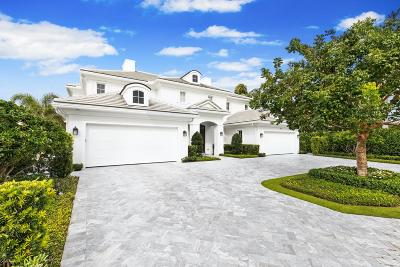 Boca Raton FL Single Family Home For Sale: $4,700,000