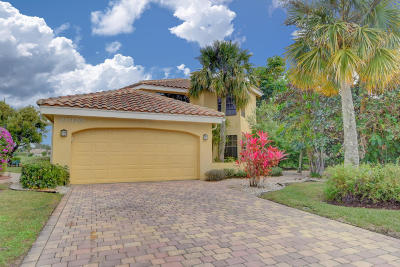 Boca Raton Single Family Home For Sale: 21020 Cottonwood Dr