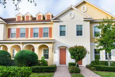 Jupiter FL Townhouse For Sale: $364,900