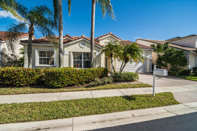 Boca Raton Single Family Home For Sale: 17292 Balboa Point Way
