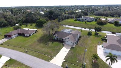 Port Saint Lucie, Saint Lucie West Single Family Home For Sale: 2791 SE Carthage Road