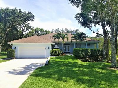 Fort Pierce Single Family Home For Sale: 1413 Lone Pine Drive