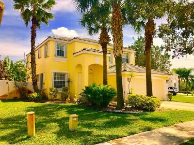 Royal Palm Beach Single Family Home For Sale: 3022 Rockville Lane