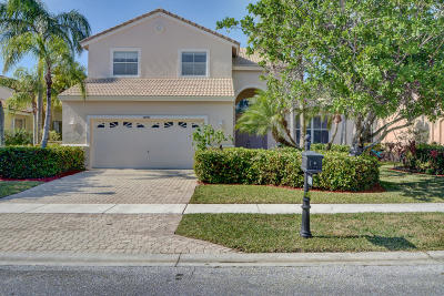 Boca Raton Single Family Home For Sale: 18693 Sea Turtle Lane