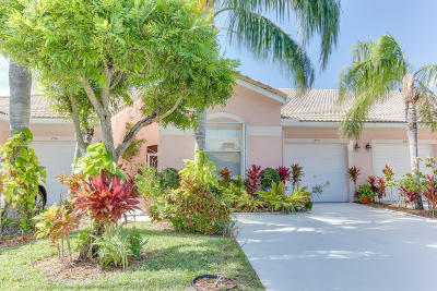 Delray Beach Single Family Home For Sale: 244 Coral Trace Court