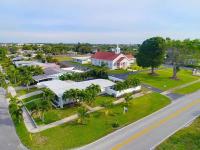 Lake Worth Single Family Home For Sale: 1502 High Ridge Road