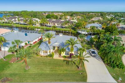 Port Saint Lucie, Saint Lucie West Single Family Home For Sale: 3243 SE River Vista Drive