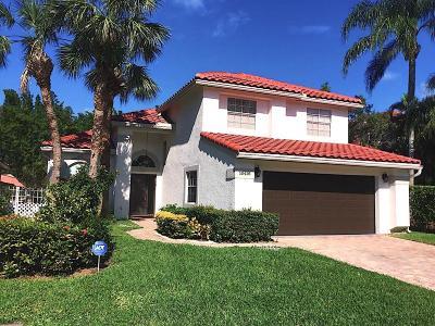 Boca Raton Single Family Home For Sale: 10426 Buena Ventura Drive