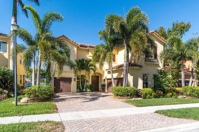 Wellington Single Family Home For Sale: 3411 Vanderbilt Drive