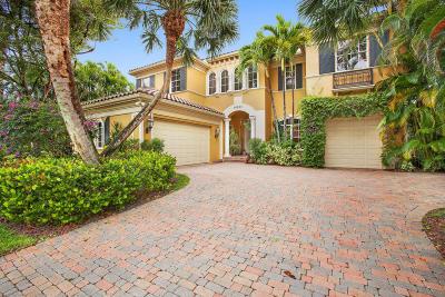 Delray Beach Single Family Home For Sale: 16283 Bristol Pointe Drive