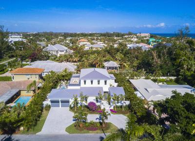Broward County, Palm Beach County Single Family Home For Sale: 1209 Harbor Drive