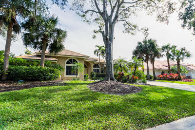 Palm City Single Family Home Contingent: 649 SW Lighthouse Drive