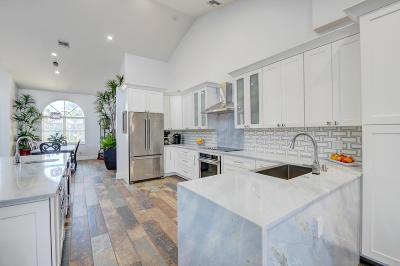 Boca Raton Single Family Home For Sale: 17574 Sealakes Drive