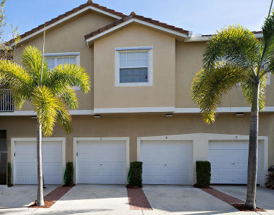 Tequesta Condo For Sale: 108 Lighthouse Circle #A