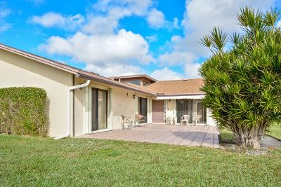 Delray Beach Single Family Home For Sale: 2910 NW 12th Street #D