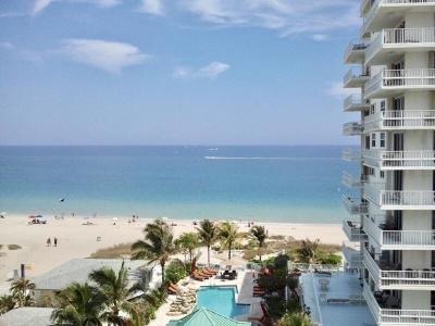 Pompano Beach Condo For Sale: 801 Briny Avenue #701