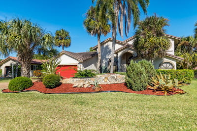 Coral Springs Single Family Home For Sale: 8879 NW 21st Street