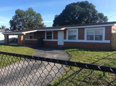Fort Lauderdale FL Rental For Rent: $1,900