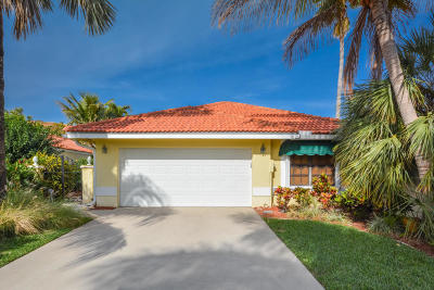 Delray Beach Single Family Home For Sale: 3512 Ensign Circle