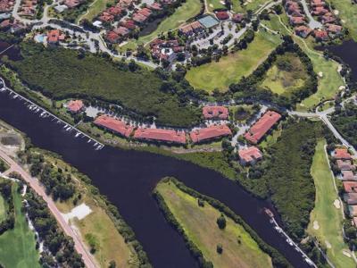 Palm City Townhouse For Sale: 2382 SW Island Creek Trail