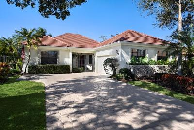 West Palm Beach Single Family Home For Sale: 1769 Gulfstream Way