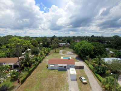Lake Worth Single Family Home For Sale: 3131 Gulfstream Road