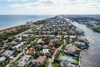 Delray Beach Single Family Home For Sale: 1015 Seasage Drive