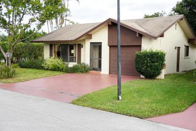 Deerfield Beach Single Family Home For Sale: 1516 SW 19th Avenue