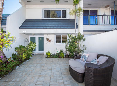 Miami Townhouse Contingent: 8209 SW 82 Court