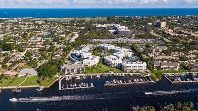 Juno Beach Condo For Sale: 844 Bay Colony Drive S