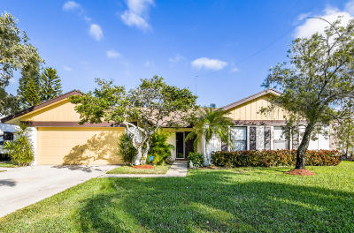 Boynton Beach Single Family Home For Sale: 1144 NW 11th Street