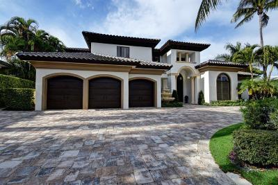 Boca Raton Single Family Home Contingent: 333 S Maya Palm Drive