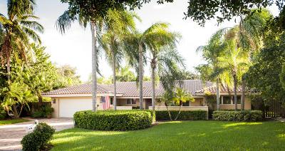 Broward County, Palm Beach County Single Family Home For Sale: 798 NE 5th Street