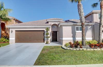 Boca Raton FL Single Family Home For Sale: $419,000