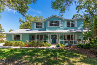 Fort Pierce Single Family Home For Sale: 4331 Winding Place