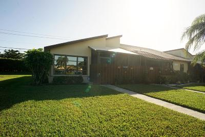 Delray Beach Single Family Home For Sale: 5031 Nesting Way #A