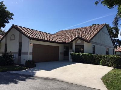 Boca Raton Single Family Home For Sale: 351 Eastwood Terrace