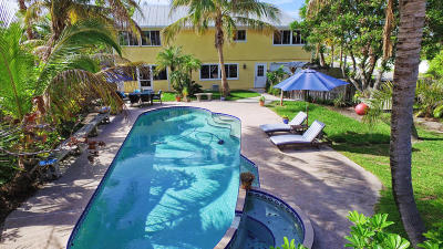 Fort Pierce Single Family Home For Sale: 1101 Granada Street