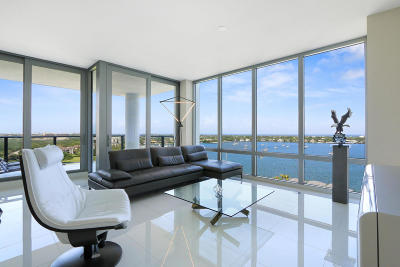 North Palm Beach Condo For Sale: 1 Water Club Way #1102