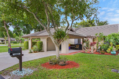 Banyan Springs Single Family Home For Sale: 10083 Cherrywood Place