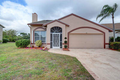 Boynton Beach Single Family Home For Sale: 1021 NW 5th Avenue