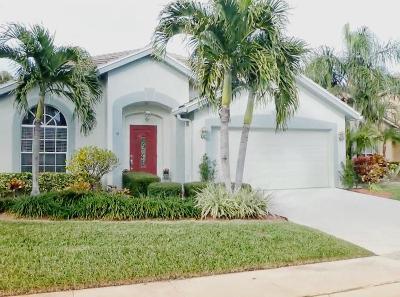 Jupiter Single Family Home For Sale: 145 Stonebriar Boulevard
