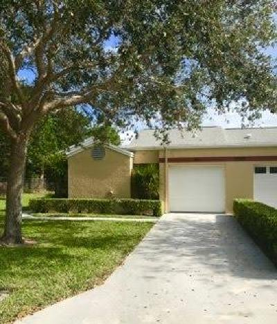 West Palm Beach FL Single Family Home For Sale: $215,000