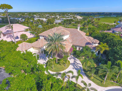 Boca Raton Single Family Home For Sale: 7745 Wood Duck Drive