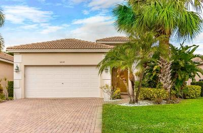 Boynton Beach Single Family Home For Sale: 6604 Southport Drive