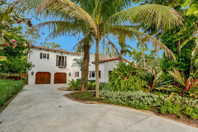 Boca Raton Single Family Home For Sale: 855 Azalea Street