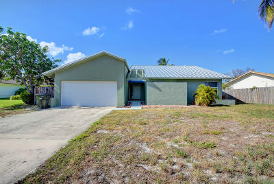 Delray Beach Single Family Home For Sale: 509 Enfield Road