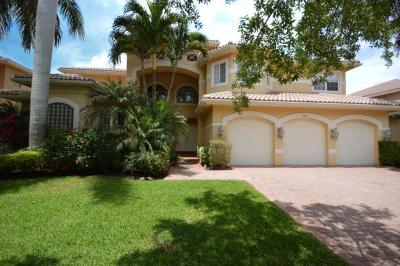 Delray Beach Single Family Home For Sale: 9541 New Waterford Cove