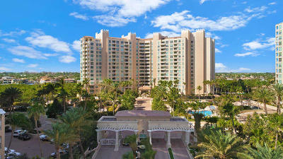 Highland Beach Condo For Sale: 3720 S Ocean Boulevard #306